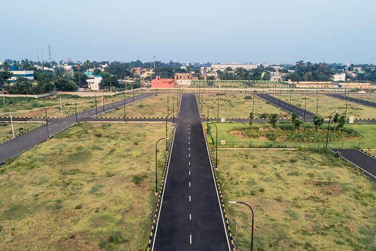 Plots in Chennai